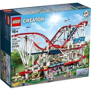 *LegoAsh* 10261 Roller Coaster