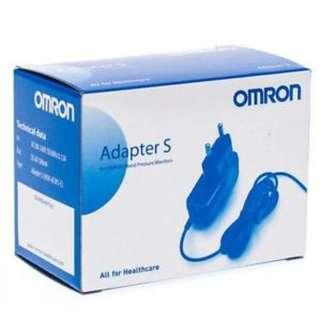 🚚 Adapter for Omron Blood Pressure Monitor