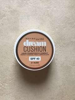 MAYBELLINE Dream Cushion Foundation - 21 Nude