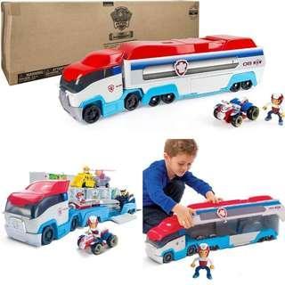 BNIB: Paw Patrol - PAW Patroller Rescue & Transport Vehicle