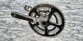 Sram Force Crankset GXP 172.5mm with BB and FSA 52-36 Chainrings
