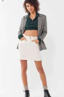🚚 UO Corduroy Skirt