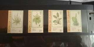 Tristan Da Cunha stamps