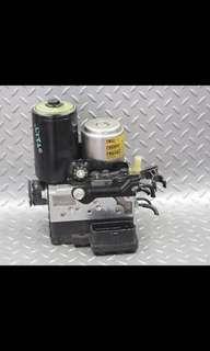 Toyota Prius ABS pump brake repair