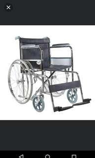 Kursi roda & tongkat kaki 4