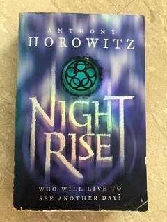Night Rise by Anthony Horowitz