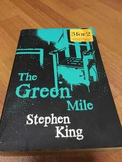 🚚 Fantasy Crime Novel - The Green Mile by Stephen King