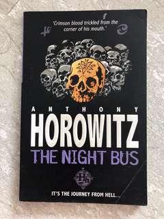 The Night Bus by Anthony Horowitz