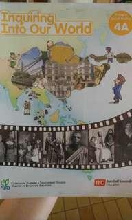 P4 4A Primary Social Studies Inquiring Into Our World