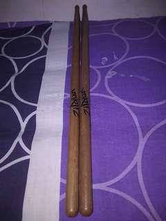 Stik drum kayu berkualitas merk Zildian