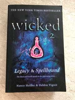 Wicked 2 by Nancy Holder & Debbie Viguie