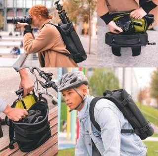 BN Italian BANALE backpack PRO Not Samsonite Tumi MCM