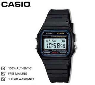 BN Casio digital watch for students and army
