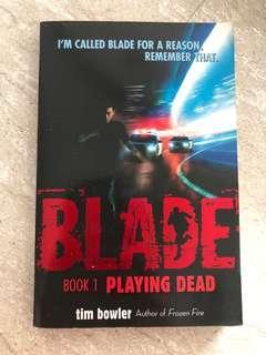 Blade by Tim Bowler