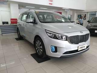 Kia Grand Carnival 2.2L crdi A/T 7str reserved now ang get special discount