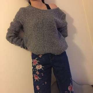 Abercrombie and Finch Knit Jumper