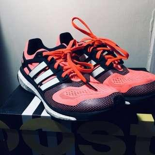 98bc86cfd5a9 REPRICED AGAIN!!! Adidas Energy Boost 2 Size 10.5 (Orange)