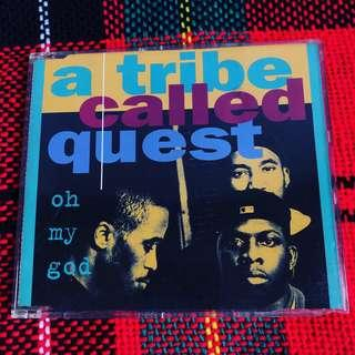 A Tribe Called Quest - Oh My God CD Single