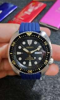 SALE! Seiko Turtle Automatic Dive Watch