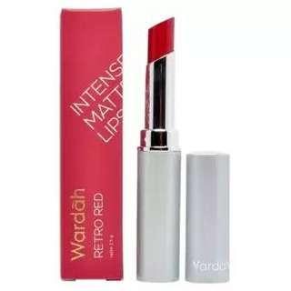Wardah intense matte lipstick 8