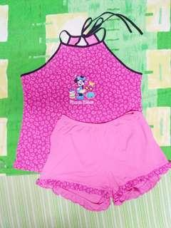 Minnie Mouse Terno