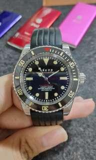 SALE! Ancon Sea Shadow II 2 Automatic Dive Watch