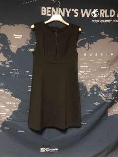 🚚 黑色基本款洋裝