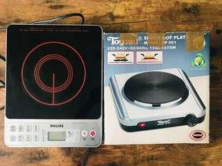 Philips / Toyomi Induction Cooker