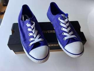 Converse Chuck Taylor Dainty Ox Periwinkle
