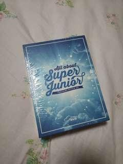SUPER JUNIOR - ALL ABOUT SUPER JUNIOR - TREASURE WITHIN US