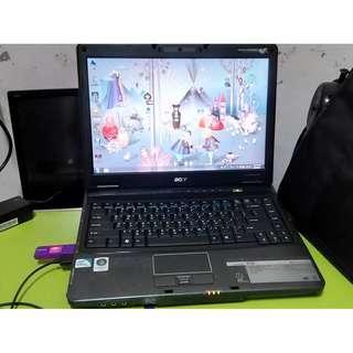 Acer 宏碁TravelMate 4330 可正常使用 無線上網 文書筆電
