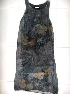 🚚 Maxi Floral Sleeveless Dress (PRICE REDUCED)