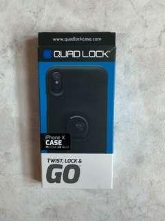 Quad Lock Case for iPhone X