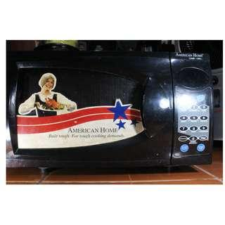 American Home Digital Microwave oven