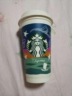 Starbucks Philippines Reusable Cup - Kape Vinta