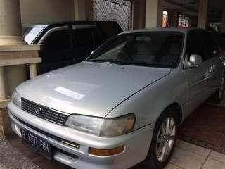 Toyota Corolla Great AT SEG AT 1995