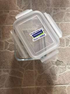 Glasslock Container CHEAP