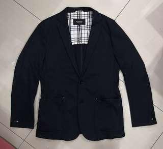 Burberry medium slim fit coat blazer