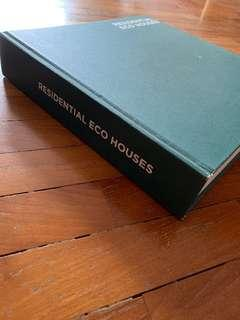 RESIDENTIAL ECO HOUSES BOOK
