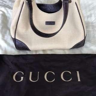Gucci 全新手挽袋 購自意大利