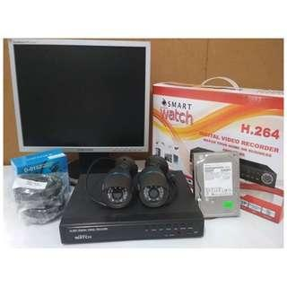 CCTV (Smartwatch) complete package