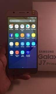 Samsung galaxy J7 prime openline 有中文