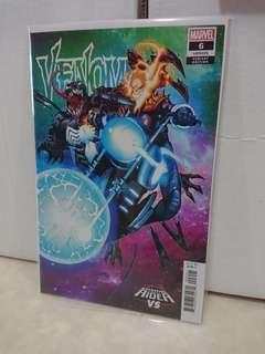 Venom #6 Cosmic Ghost Rider variant