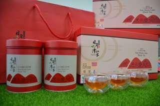 日月潭紅茶®️紅玉紅茶®️台茶18號✖️2018年優質獎禮盒/ 雙盒分享組合 @通過sgs檢驗零農藥檢出、100%無混茶