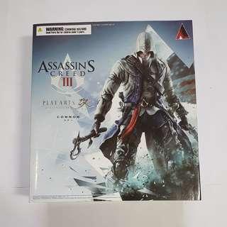 Assassin Creed 3 Connor  Play Arts Square Enix