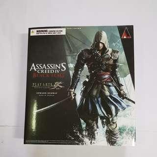 Assassin Creed 4 Edward Kenway Play Arts Square Enix