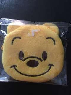 Pooh coin pouch