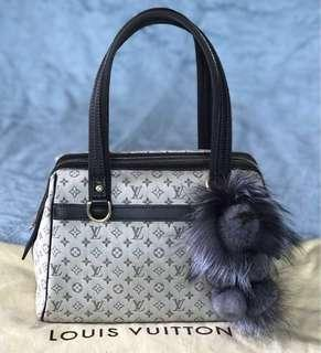 LOUIS VUITTON MONOGRAM MINI LIN JOSEPHINE BAG PM - 💯% AUTHENTIC