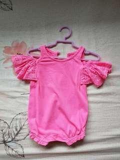 Cotton on baby onesie