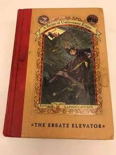 Fiction - A Series of Unfortunate Events 6. The Ersatz Elevator